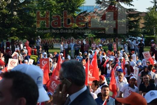 Gebze 15 Temmuz Demokrasi ve Milli Birlik Günü