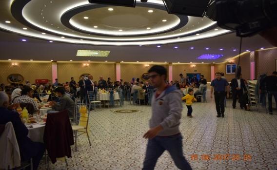 Darıca Şenkayalılar Kültür ve Yardımlaşma Derneği iftar Programı