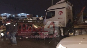 Trafik Kazası E-5