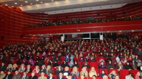 Gebze'de Mehmet Akif Ersoy'u Anma söyleşisi