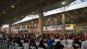 Ak Parti Gebze'de 2000 kişi ile İftarda Buluştu
