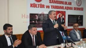 Büyük Birlik Partisi Genel Başkanı Destici Gebzede İftar Açtı