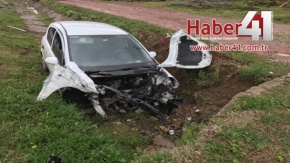 Kandıra Yolu Feci Kaza 4 Yaralı
