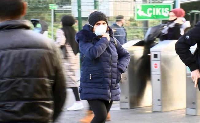 Maskesiz sokağa çıkmak 10 ilde yasaklandı