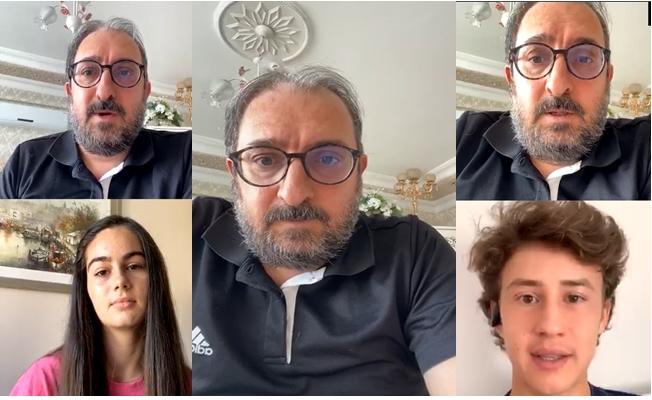 Türkiye Tenis Federasyonu Başkan Adayı Murat Altun'a Büyük Destek