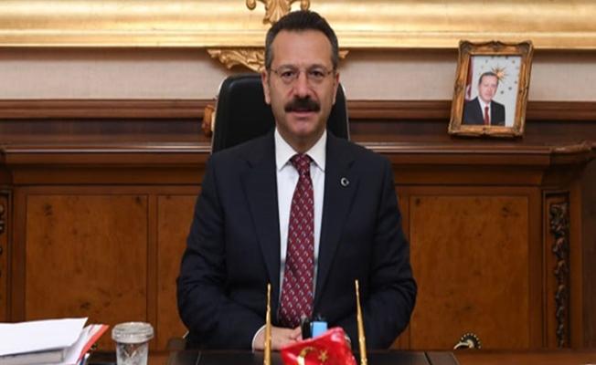 Vali Aksoy'dan 19 Mayıs mesajı