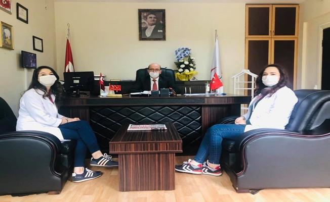 İlçe sağlık müdürü Kadıoğlu'ndan sağlıklı yaşamak için beslenme önerileri