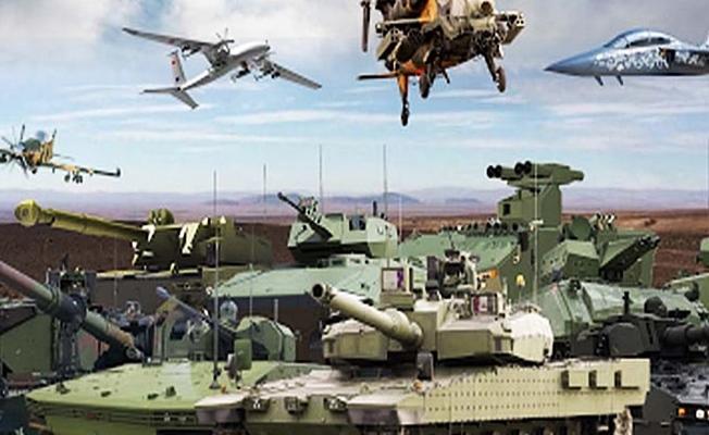 Kardeş Ülke İHA,SİHA ,Tank ve Helikopter alacak
