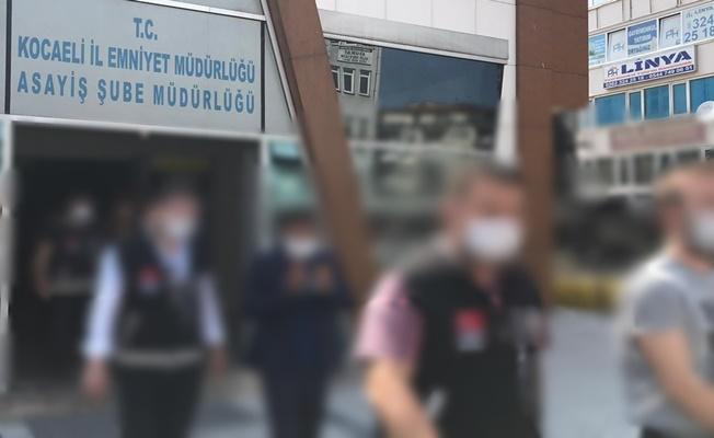 Kocaeli'de terör operasyonu:2 tutuklama