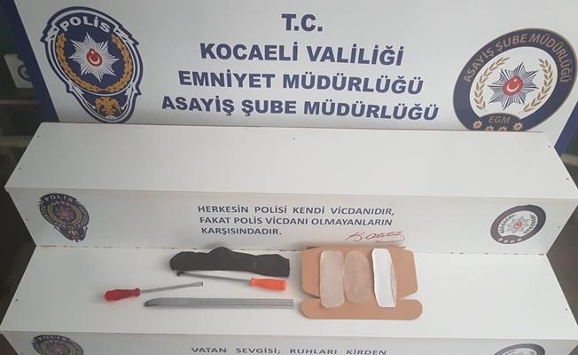 İstanbul'dan gelip evlere giren 6 hırsız yakalandı!