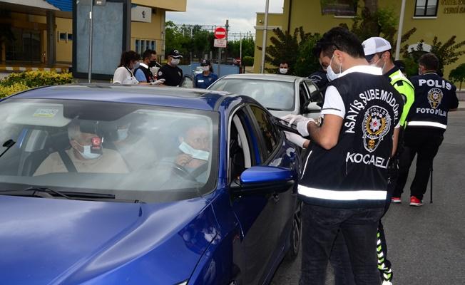 Kocaeli'de yapılan uygulamalarda aranan 28 kişi yakalandı!