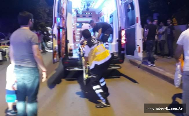 Yolcu otobüsü devrildi: 1 ölü, çok sayıda yaralı!