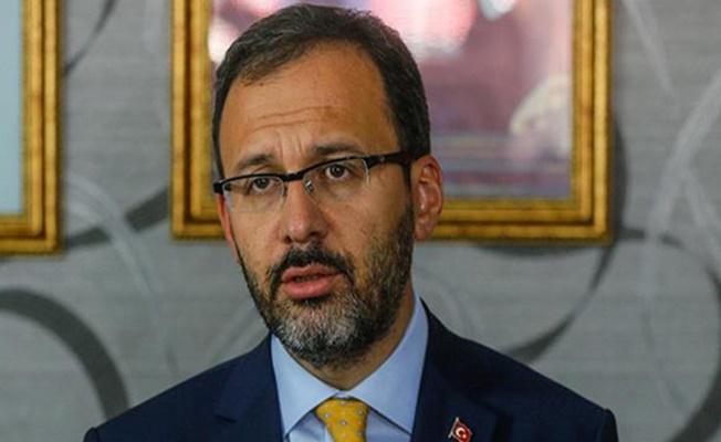 Bakan Kasapoğlu açıkladı! 17 Ağustos'ta açılıyor