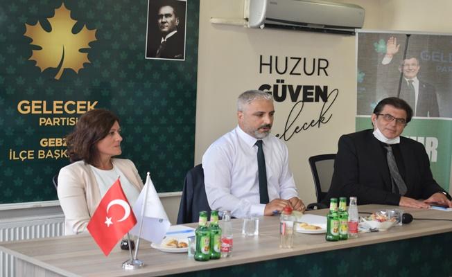 Gelecek Partisi Gebze'ye sürpriz isim geliyor!