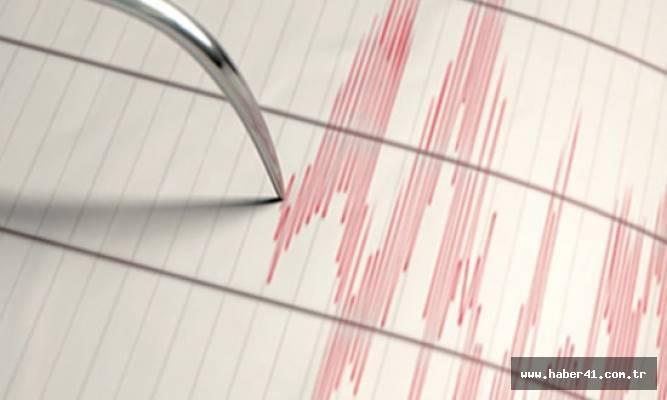 Malatya'da 5.2 deprem
