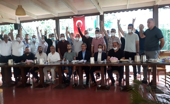 MHP Gebze İlçe Başkanlığına Sürpriz Aday!