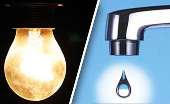 Elektrik, su ve doğalgaza ikinci fatura