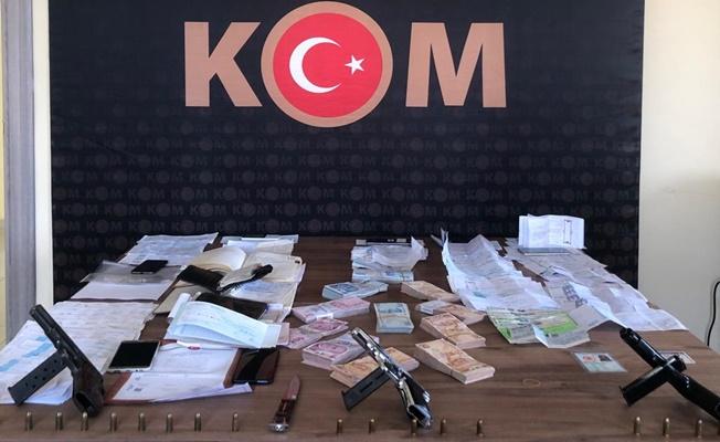 Kocaeli'de tefecilik yapan 8 kişi tutuklandı!