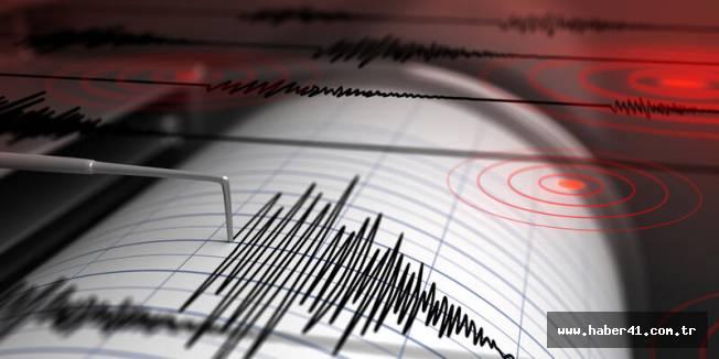 Son dakika… İzmir'de 6.6 büyüklüğünde deprem!
