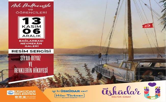 Aslı Baltacıoğlu ve öğrencilerinden davet var!