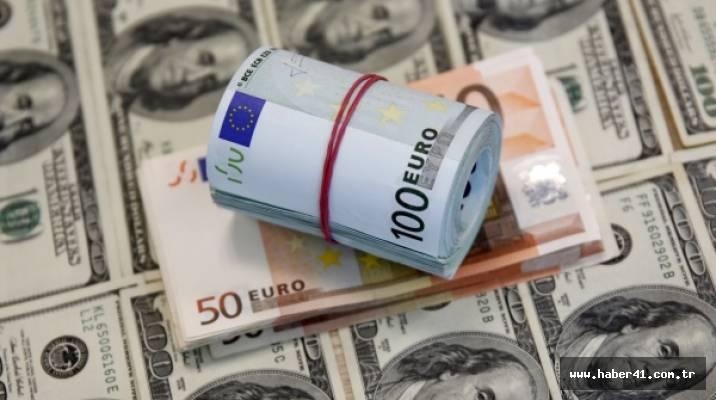 Dolar ve Euro sert düştü!