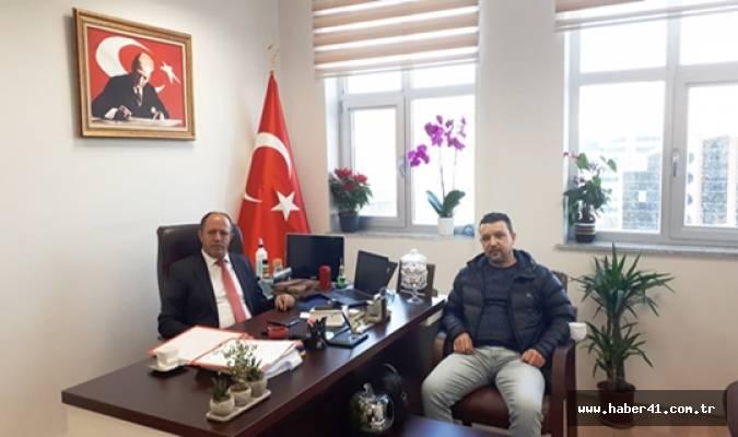 Gencer Cumhuriyet Savcısı Günay'ı ziyaret etti