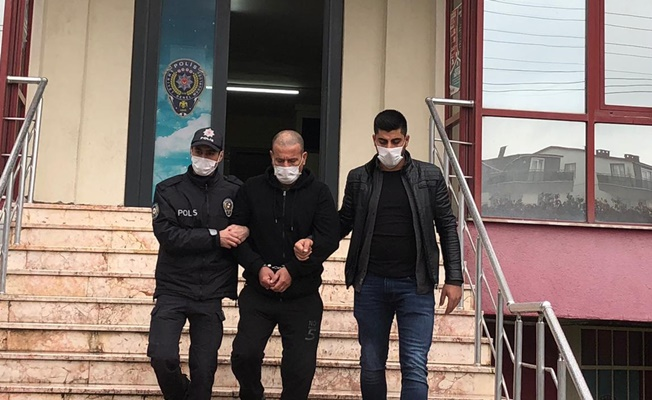 Pazarcıların araçlarındaki aküleri çalan zanlı tutuklandı!
