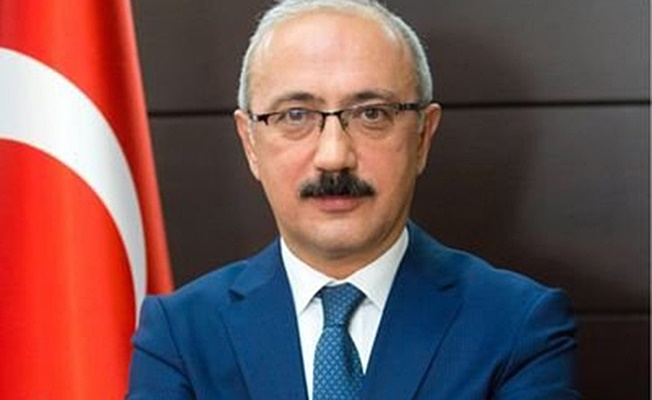 Yeni Hazine ve Maliye Bakanı Lütfü Elvan oldu!