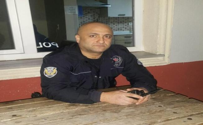 Gebze'nin Sevilen Polisi Metin Turak Emekli Oldu