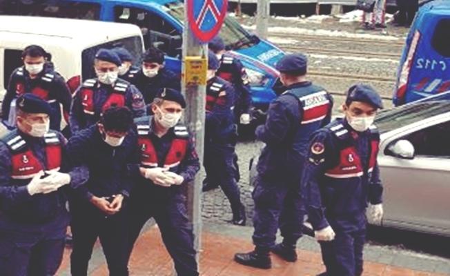 Gara'da üst düzey sorumlusu terörist Kocaeli'de Jandarma ekiplerince yakalandı!