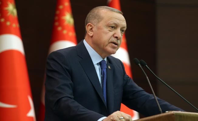 Cumhurbaşkanı Erdoğan yeni yasakları açıkladı!