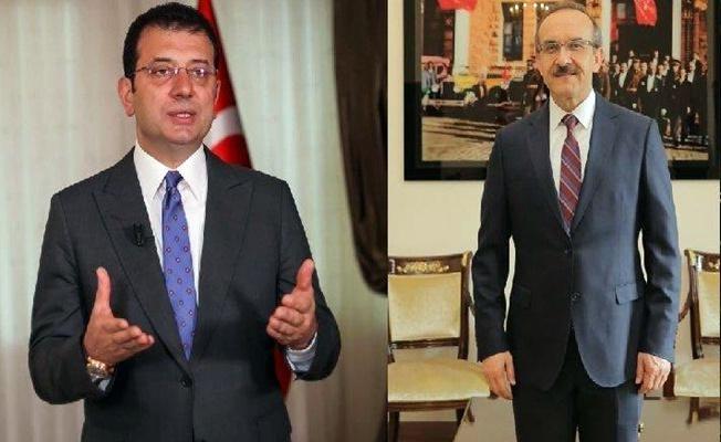 İmamoğlu,Seddar Yavuz'a hakaretten tazminat ödeyecek