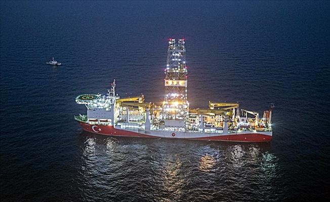 Son Dakika...Amasra1 Kuyusunda 135 milyar metreküp doğalgaz bulundu