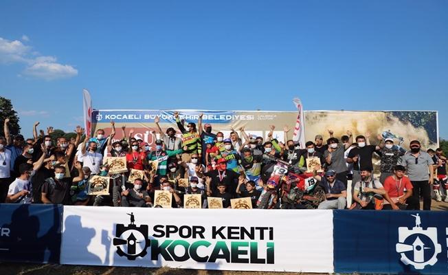 Süper Enduro GP, Kocaeli'de tamamlandı