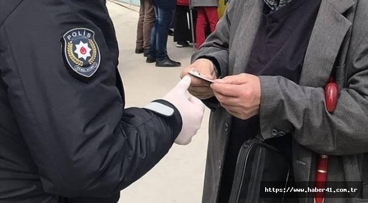 Kocaeli'de karantinayı ihlal eden 33 kişiye işlem yapıldı