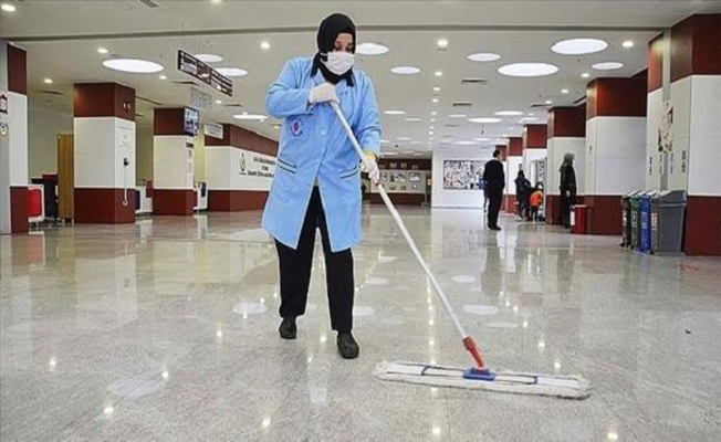 Kocaeli'de okullara 1280 işçi alınacak!