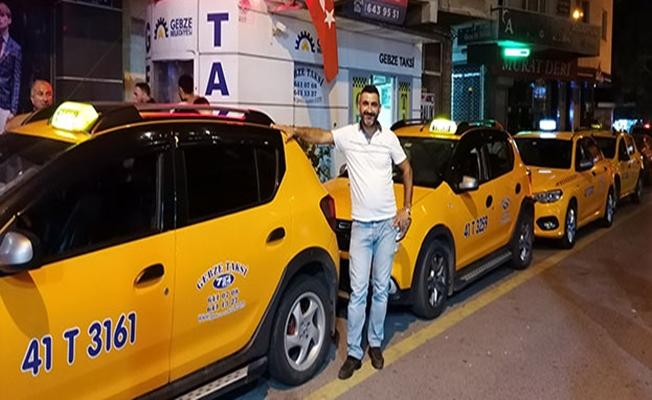 Kocaeli'de taksi fiyatlarına zam geldi