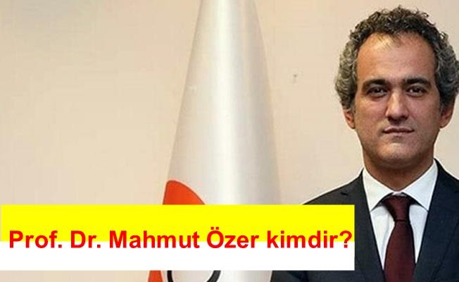 Prof. Dr. Mahmut Özer kimdir? Prof. Dr. Mahmut Özer kaç yaşında?