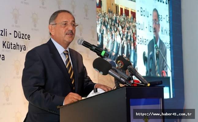 """AK Parti Genel Başkan Yardımcısı Mehmet Özhaseki """"AK Parti döneminde yurtlar tam 4 katına çıktı"""""""