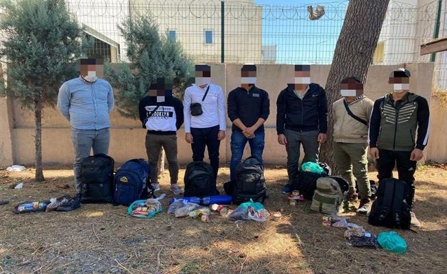 Kaçak göçmenler Kocaeli'de yakalandı!