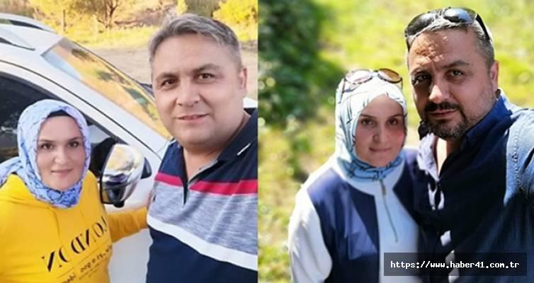 Komiser yardımcısı Uğur Özdemir ve eşi kazada hayatını kaybetti