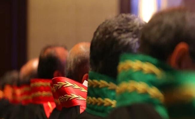 359 hakim ve savcının görev yeri değişti