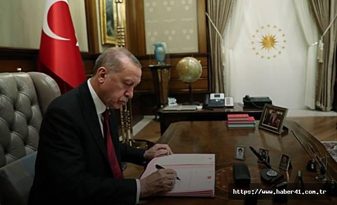 """Cumhurbaşkanı Erdoğan'dan """"Ulusal Genç İstihdam Stratejisi ve Eylem Planı""""na ilişkin genelge"""