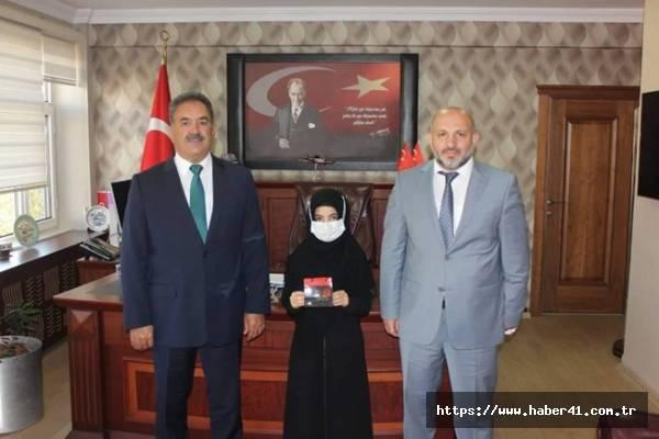 Kur'an-ı Kerim'i Güzel Okuma Yarışması Türkiye birincisi Gebze'den