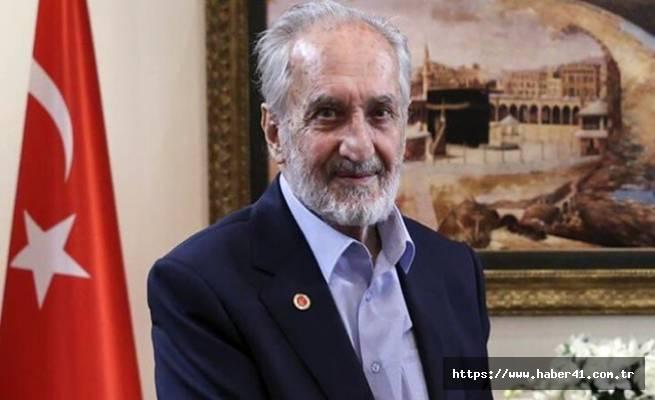 Saadet Partisi Yüksek İstişare Kurulu Başkanı Oğuzhan Asiltürk hayatını kaybetti!