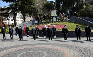 Türk Polis Teşkilatının 175. kuruluş yıl dönümü kutlandı