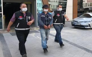 13 Yıl kesilmiş cezası olan şahıs Gölcük'te yakalandı