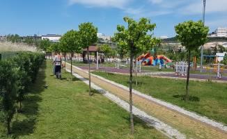 Gebze'de Parklara Yenileri Ekleniyor