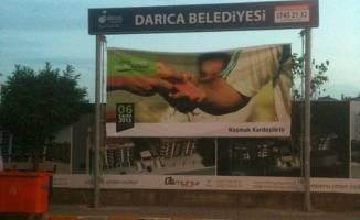 Darıca Belediyesi'nin reklam sevdası ! 1 Milyon liradan fazla para gömecek