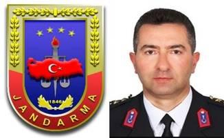 İl Jandarma Komutanı Değişti!
